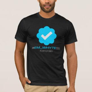 @Em_Whyte55 - Verified - Black T-Shirt