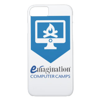 Emagination Computer Camps Logo iPhone 7 case