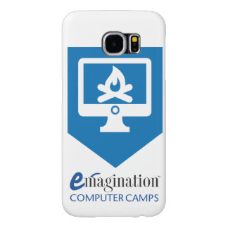 Emagination Computer Camps Logo Samsung S6 Case