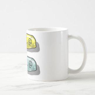 EMail Sketch Button Web Coffee Mug