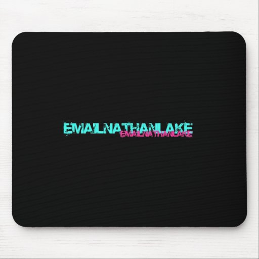 EMailNathanlake Official Mousepad