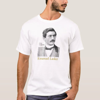 emanuel-lasker T-Shirt