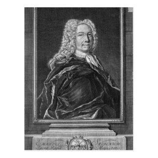 Emanuel Swedenborg Postcard