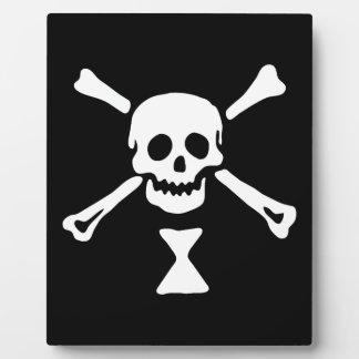Emanuel Wynn Jolly Roger Plaque