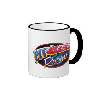 Emballage d'équipe du stand de ravitaillement/pitb mug à café