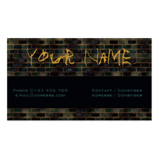 Embankment Business Cards