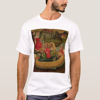 Embarkation of the body of St. James the T-Shirt