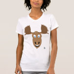 Embarrassed Moose T Shirts