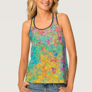 embellished grace tank top