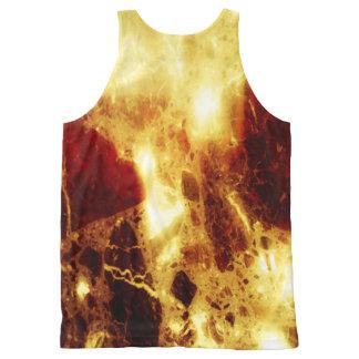 Ember marble vest