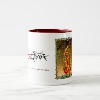 Embermug - Upon a Cast Two-Tone Coffee Mug