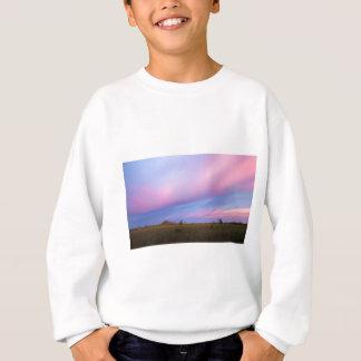 Embers in the Sky over Florida Everglades Sweatshirt
