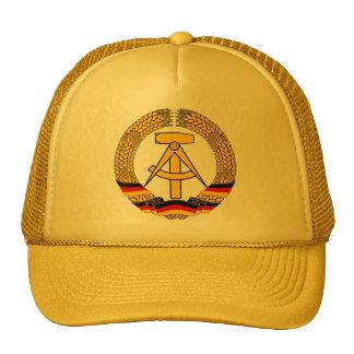 Emblem der DDR - National Emblem of the GDR Trucker Hat