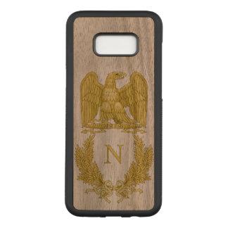Emblem of Napoleon Bonaparte Carved Samsung Galaxy S8+ Case
