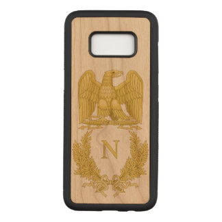 Emblem of Napoleon Bonaparte Carved Samsung Galaxy S8 Case