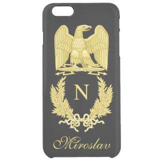 Emblem of Napoleon Bonaparte Clear iPhone 6 Plus Case