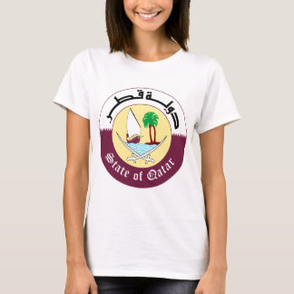 Emblem_of_Qatar T-Shirt