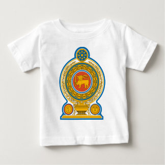 Emblem_of_Sri_Lanka Baby T-Shirt