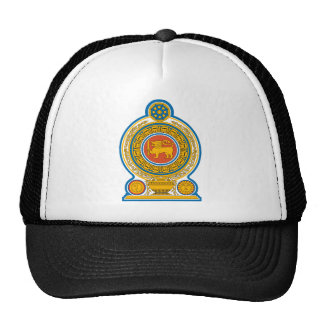 Emblem_of_Sri_Lanka Trucker Hat