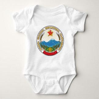 Emblem of the Armenian Soviet Socialist Republic Baby Bodysuit