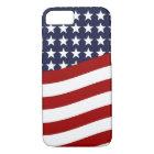 EMBLEM OF THE LAND I LOVE! (patriotic flag design) Case-Mate iPhone Case