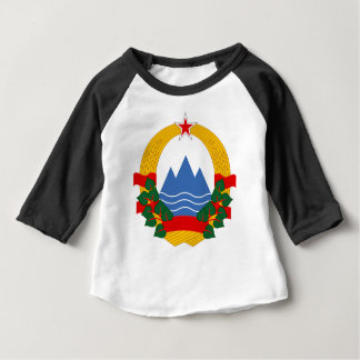 Emblem of the Socialist Republic of Slovenia Baby T-Shirt