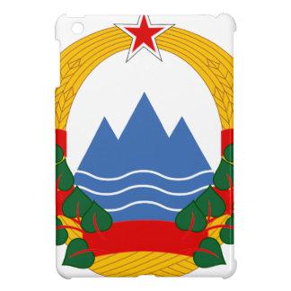 Emblem of the Socialist Republic of Slovenia Cover For The iPad Mini