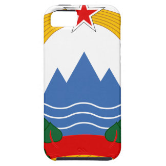 Emblem of the Socialist Republic of Slovenia iPhone 5 Covers