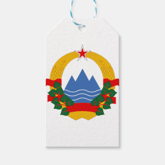 Emblem of the Socialist Republic of Slovenia Pack Of Gift Tags