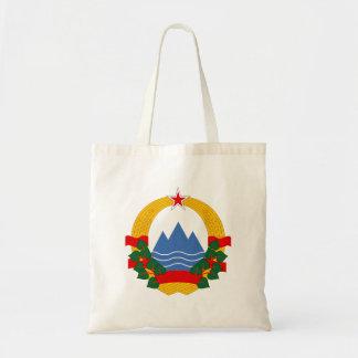 Emblem of the Socialist Republic of Slovenia Tote Bag