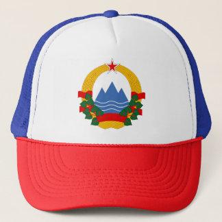 Emblem of the Socialist Republic of Slovenia Trucker Hat
