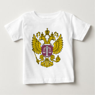 Emblem_of_the_Supreme_Court_of_Russia Baby T-Shirt