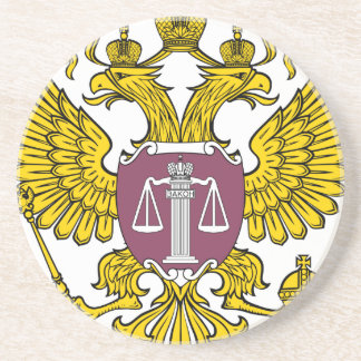 Emblem_of_the_Supreme_Court_of_Russia Coaster