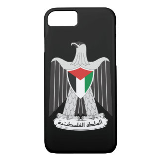 emblem palestine authority iPhone 7 case