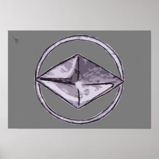 Emblème de DivergentFOUNDRY Affiche