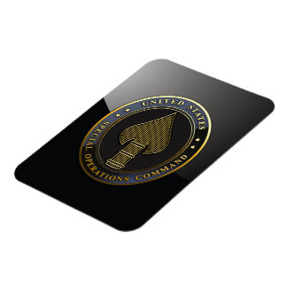Emblème d'USSOCOM Magnets En Rectangle