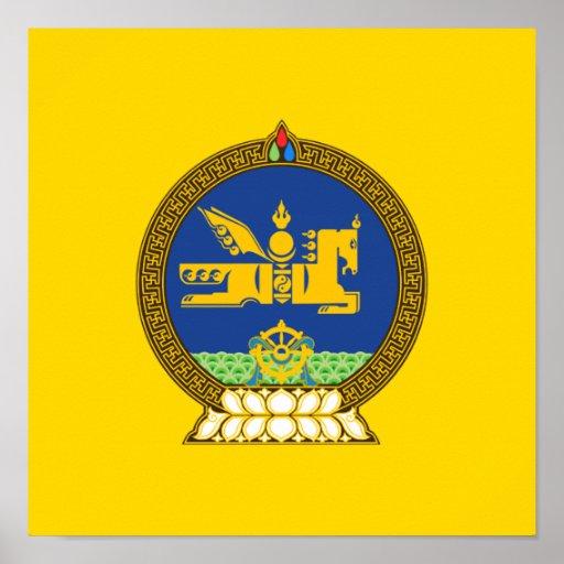 Emblème (mongol) mongol