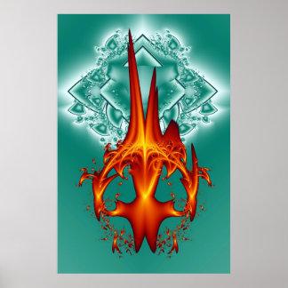 Emblème Poster