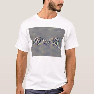 Embossed Cheetah  T-Shirt