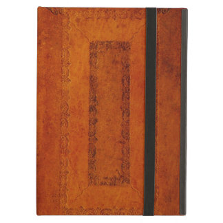 Embossed Leather book cover