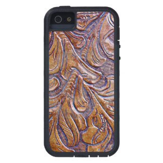 EMBOSSED MARK LEARMAN DESIGN CASE FOR THE iPhone 5