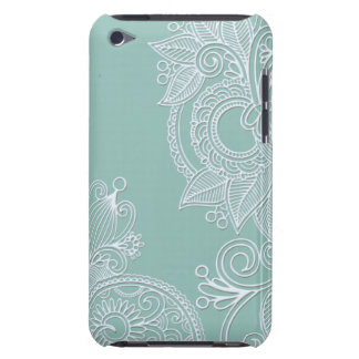 Embossed Paisley iPod Touch Case