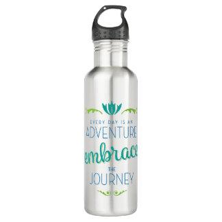 Embrace Adventure Water Bottle