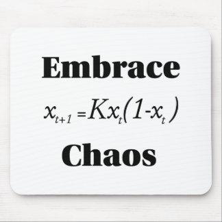 Embrace Chaos Mouse Pad