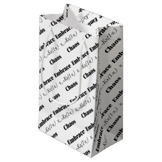 Embrace Chaos Small Gift Bag