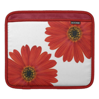 Embrace Happiness Daisies iPad Sleeve