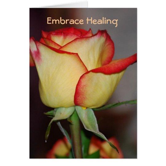 Embrace Healing Card