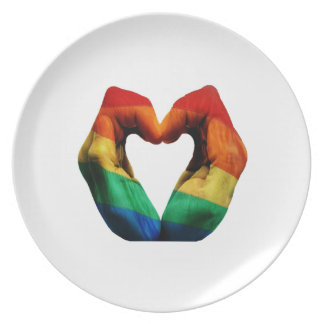 EMBRACE IT ALL PLATE