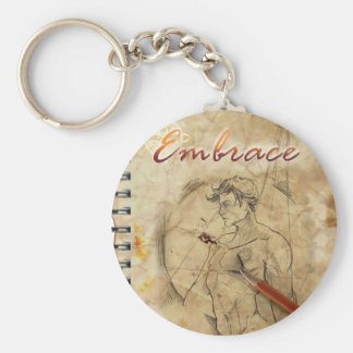 Embrace Key Chain