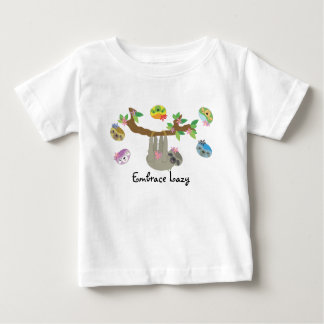 Embrace Lazy - Baby Casual Shirt